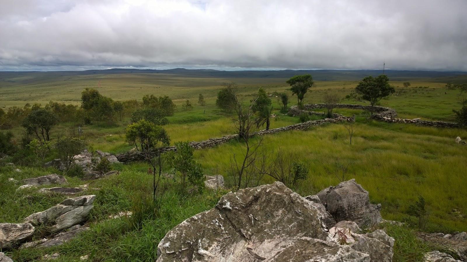 Curral de Pedras - Parque Nacional Serra da Canastra-MG
