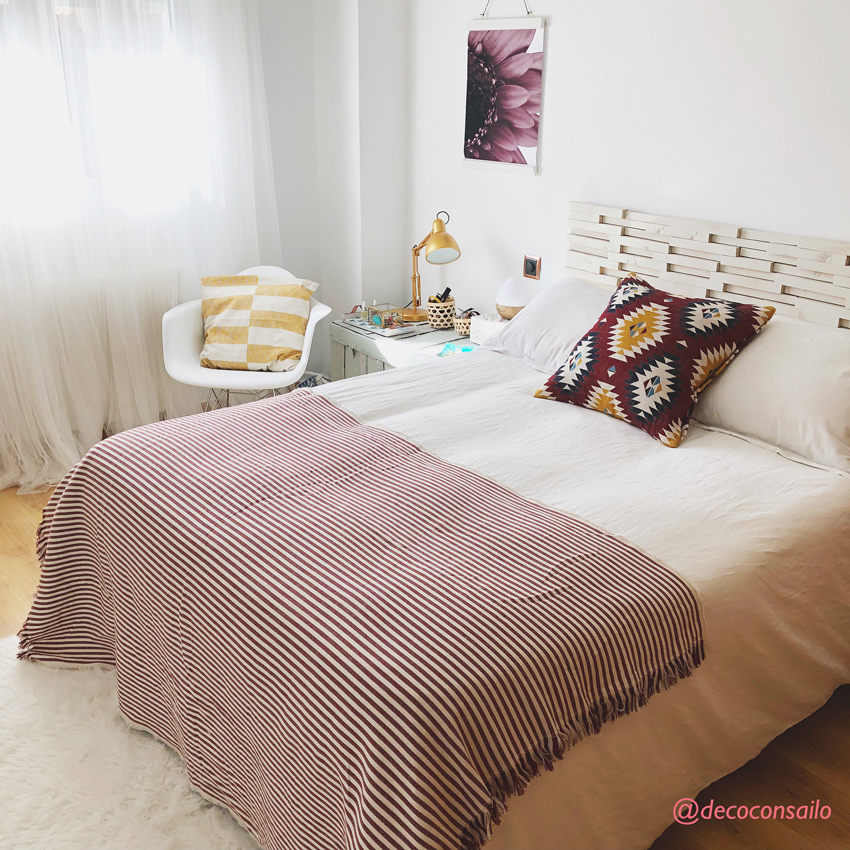 renovación decoración dormitorio
