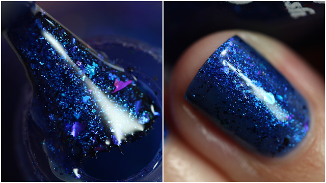 Paint It Pretty Polish Royal Sapphire blue nail polish