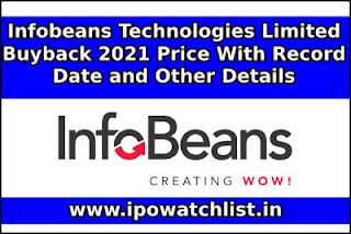 Infobeans Technologies Limited Buyback