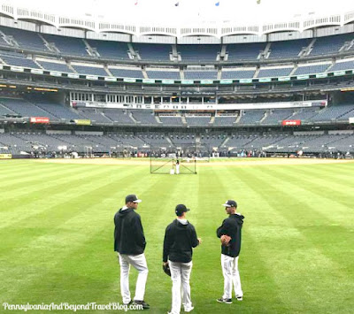 New York Yankees Baseball Game at Yankee Stadium
