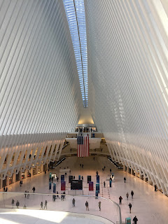 David Brodosi travels to The new World Trade Center and 9/11 Memorial