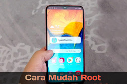 Cara  Root Samsung Galaxy A20 (SM-A205F) Via Patch boot.img