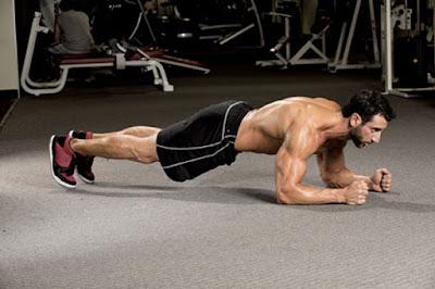 tập gym giúp bạn có thân hình săn chắc hơn