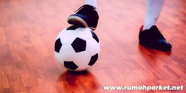 Jenis Lantai Untuk Lapangan Futsal Indoor - lantai vinyl