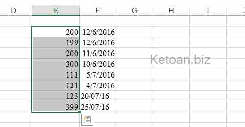 Tách dữ liệu nhanh chóng trong Excel với tính năng Text to Columns4