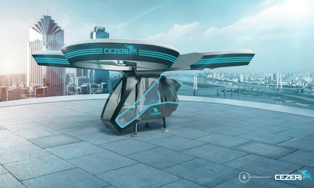 Ιπτάμενο αυτοκίνητο φτιάχνουν οι Τούρκοι