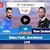 2ND T-20  Match :  India vs New Zealand- 26 Jan, NewZealand is batting first