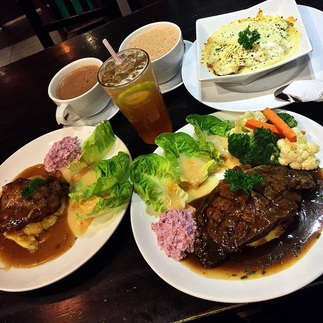 5 Tasty Affordable Western Food Places In Kl