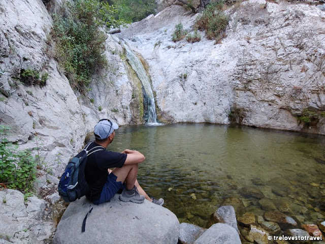 Switzer Fall via Gabrielino Trail