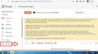 Tutorial Cara Custom Domain Blogspot di Idwebhost