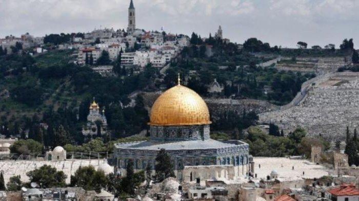 Masjid Al-Aqsa Dibuka Kembali Usai Idulfitri