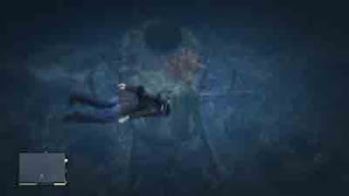 Misteri GTA V Submersible Wreckage