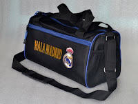 Jual Tas Duffel Bag Real Madrid