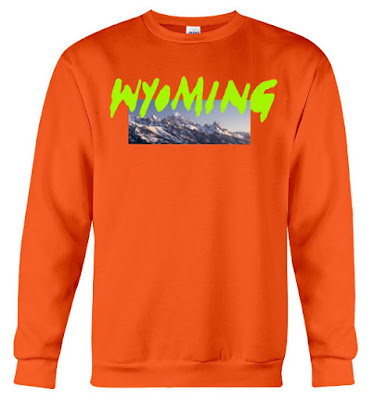 Kanye West Wyoming Hoodie T Shirt Sweater