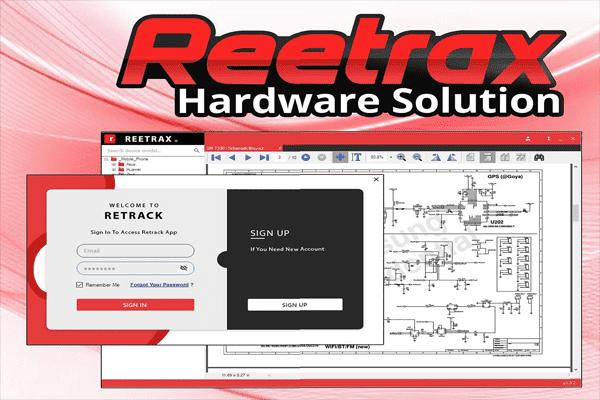 Reetrax Schematic Tool, Solusi Terbaik Mengatasi Permasalahan Hardware