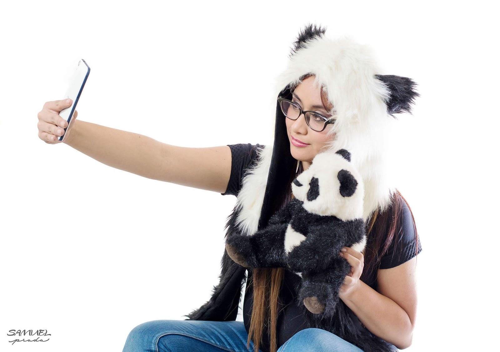 Encontrarás narraciones de mitología con un panda