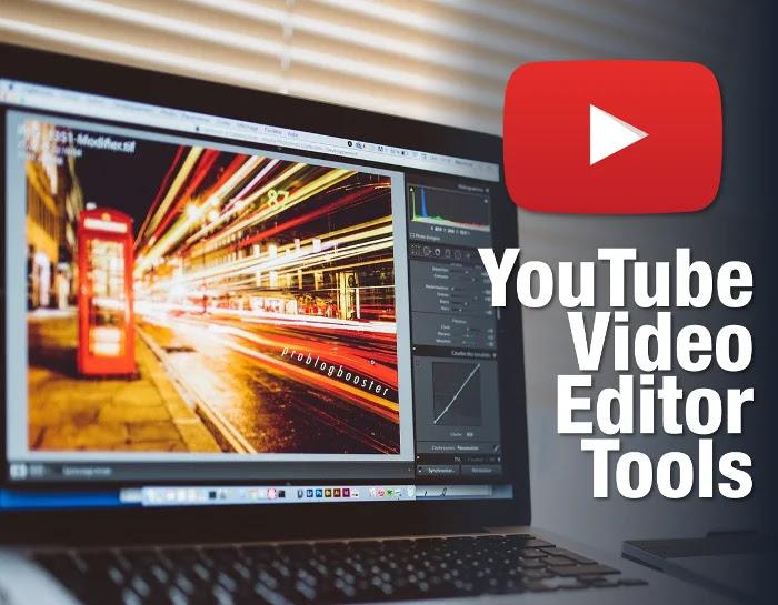Best YouTube Video Editor Tools