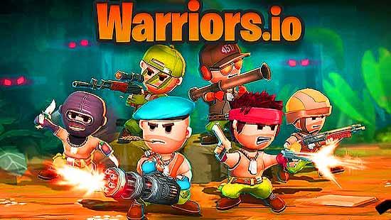 Warriors io Mod Apk