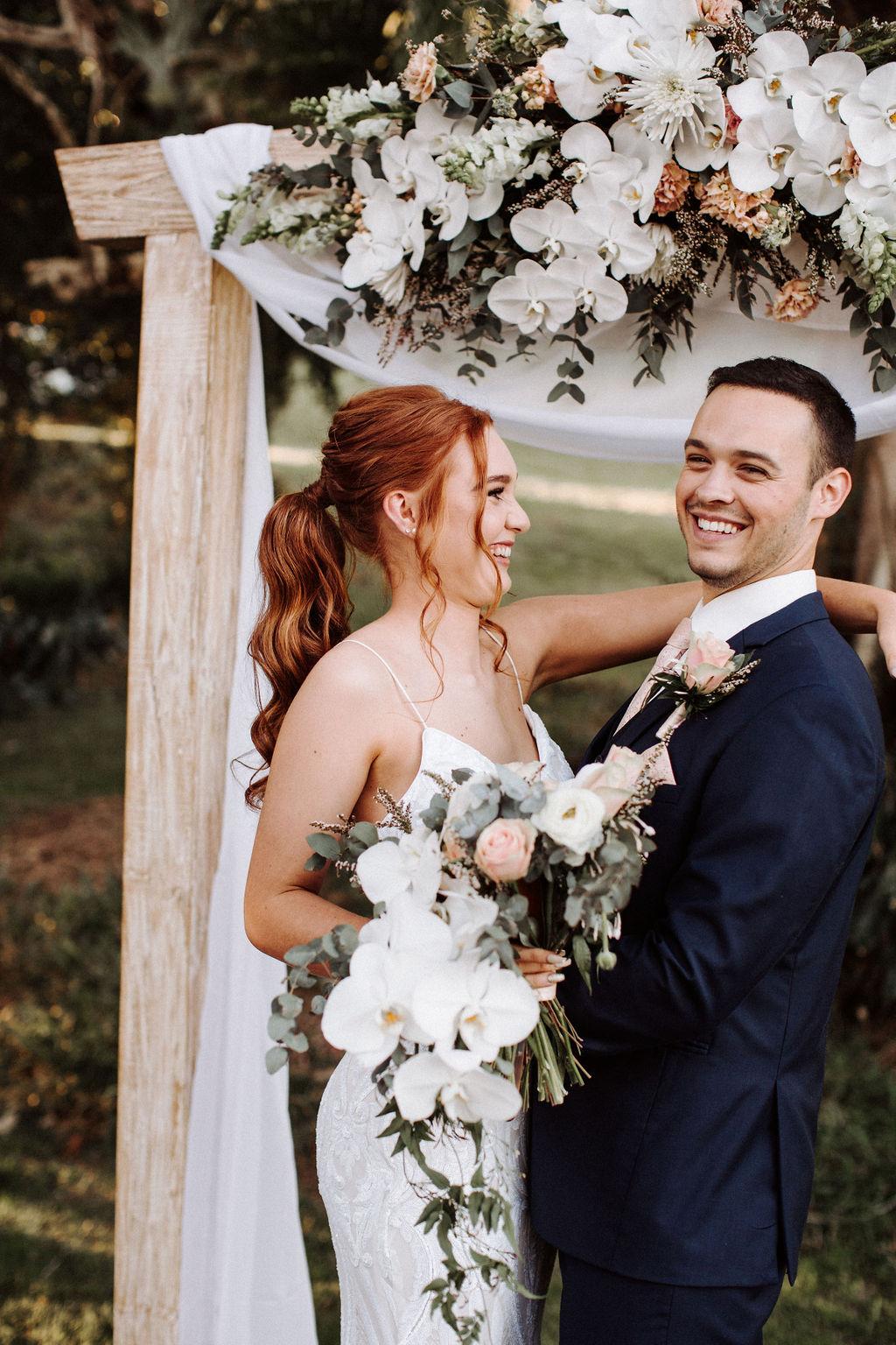 IVORY WEDDING STYLING EDITORIAL