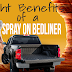 Eight Benefits of a Spray-on Bed liner for Your Truck