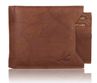 Rigohill leather wallet for men