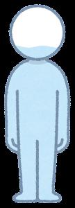 体内の水分量のイラスト2