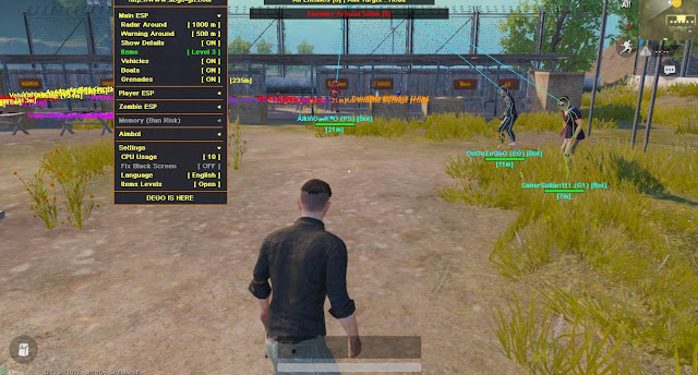 21 April 2019 - Rans 3.0 Cheat Work For Client Version 0.12.xxx  For 11.5.xxx, Please Update!  (V10 Easy Activaton 1 Days Only) ENGLISH NEW! PUBG MOBILE Tencent Gaming Buddy Aimbot Legit, Wallhack, No Recoil, ESP