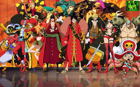 One Piece Movie Z