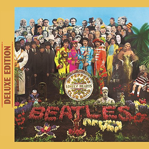 レビュー:『サージェント・ペパーズ・ロンリー・ハーツ・クラブ・バンド』〈50周年記念デラックス・エディション〉HDデジタル・オーディオ(96kHz/24bit)
