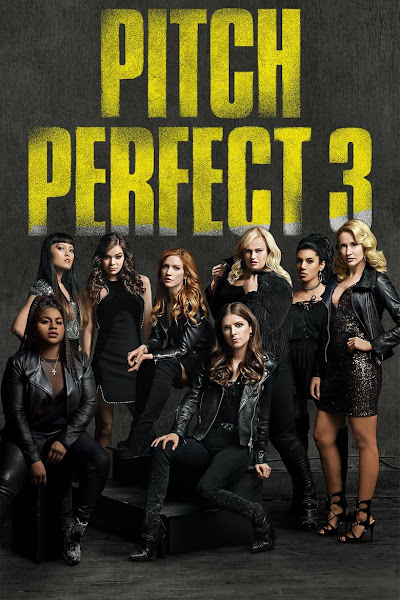 Poster of Pitch Perfect 3 (2017) Dual Audio [Hindi-DD5.1] 720p BluRay ESubs Download