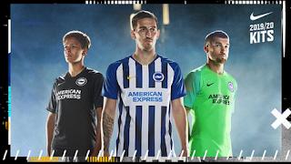 Maglie calcio Brighton - Hove Albion 2019 2020 - maglie calcio 2020