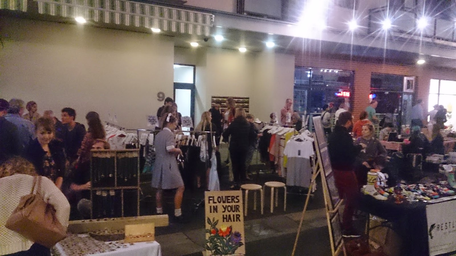Ebanezzer Place Night Market
