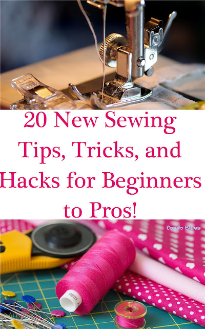 20 best sewing tips tricks hacks and ideas