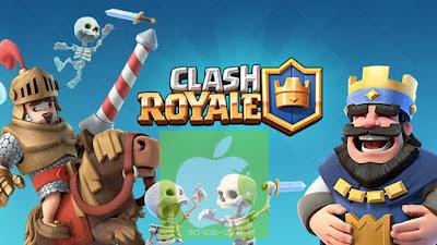 مراجعة لعبة كلاش رويال Clash Royale