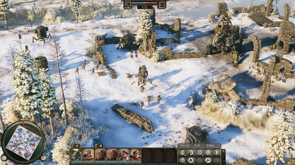 Free Download Iron Harvest