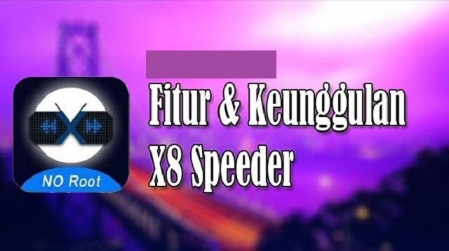 X8 Speeder iphone