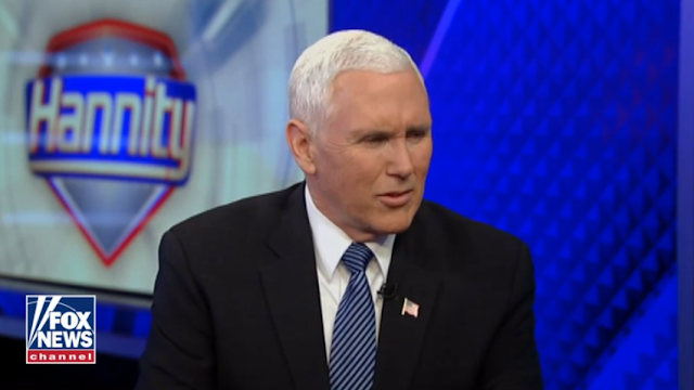Pence calls for ABC News star Joy Behar to apologize for 'slander' against Christians