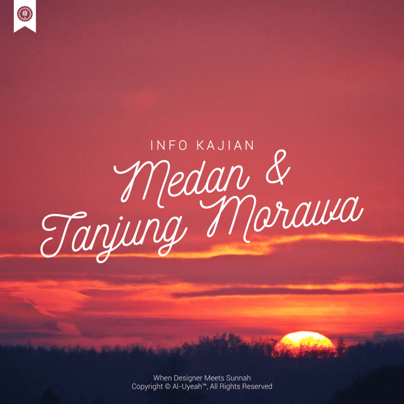 Info Kajian Medan dan Tanjung Morawa
