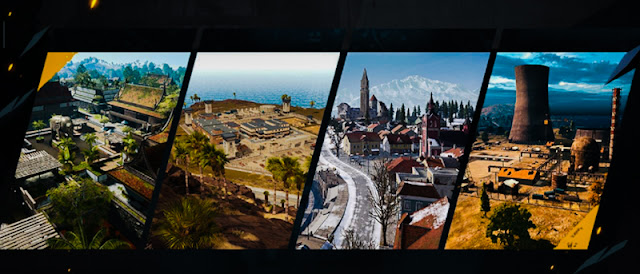 Images of Pubg maps