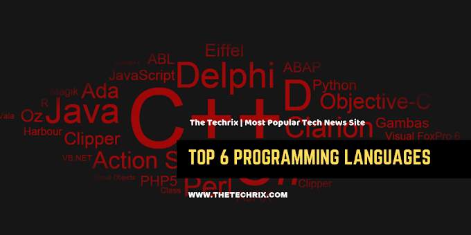 Top 6 Programming languages to get into IT Company & IT Industry