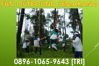 Alamat OutBound Semarang