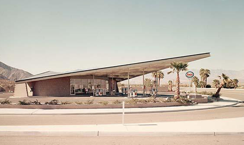 Tramway Gas Station Palm Springs
