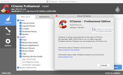 تنزيل تطبيق CCleaner 5.59.7230 Professional للكمبيوتر اخر اصدار