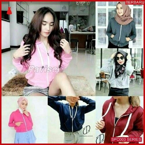 SCP003H59 Hodie Xiomi Sweater Jaket Outerwear Wanita   BMGShop