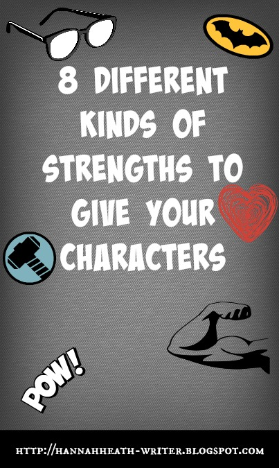 what are your writing strengths