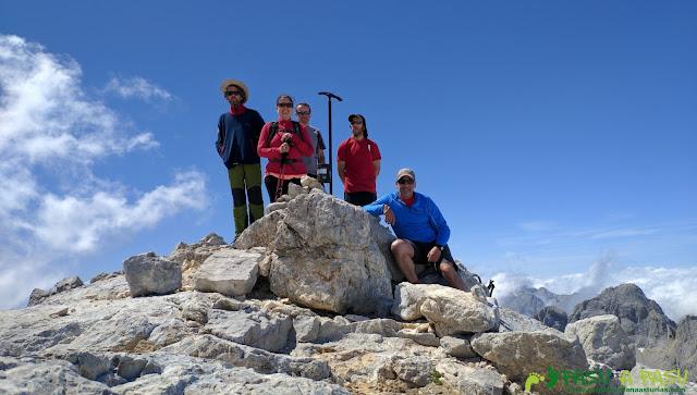 Cima de la Torre de la Párdida, Picos de Europa, Cabrales