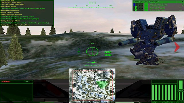 Download MechWarrior 4 Vengeance PC Gameplay