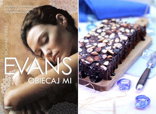 ciasto czekoladowe na maślance z polewą