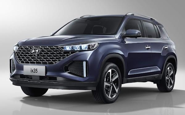 Novo Hyundai ix35 2022